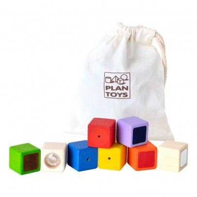 Plan Toys Blocchi sensoriali-listing