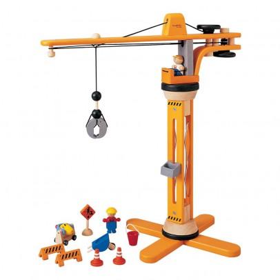 Plan Toys Kran-Set-listing
