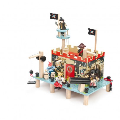 Le Toy Van Fortin des Pirates-listing