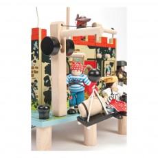 Le Toy Van Piraten-Burg -listing