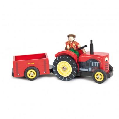 Le Toy Van Bertie Tractor-listing