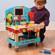 Le Toy Van Mi primer atelier-listing