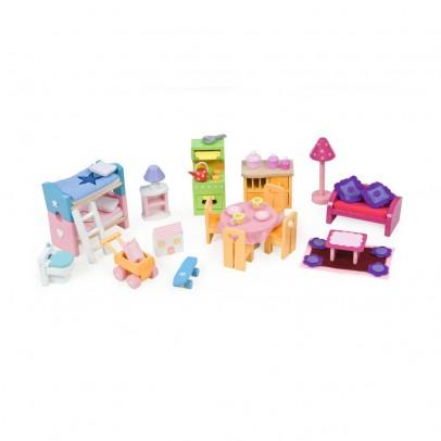 Le Toy Van Primer set de muebles de lujo-listing