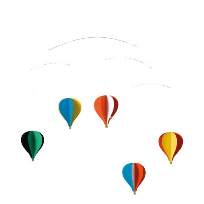 Flensted Hot air balloon Mobile -listing