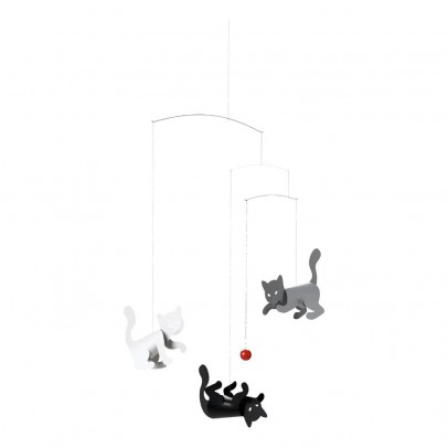 Flensted Móvil Gatos Pequeños-listing