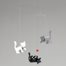 Flensted Mobile Petits Chatons-listing