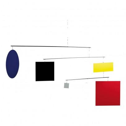 Flensted Giostrina Cerchio e Quadrato Guggenheim-listing