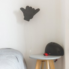 April Eleven High Five wall decoration-listing