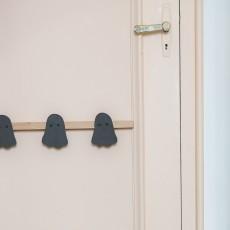 April Eleven Ghost Coat Hanger-listing