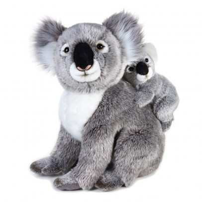 National Geographic Koala et son bébé 37 cm-listing