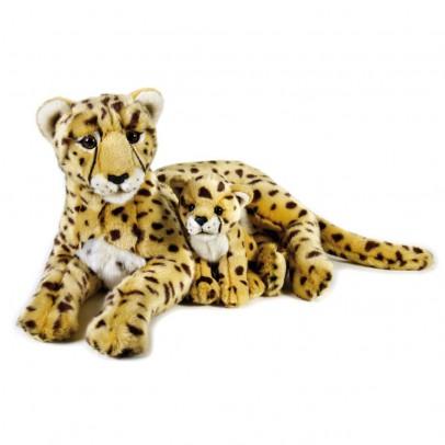 National Geographic Ghepardo con cucciolo 50 cm-listing