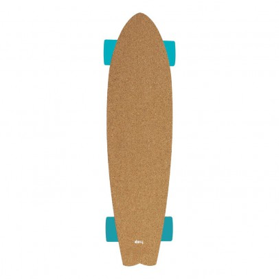 Memoboard Pinnwand Skateboard-Optik