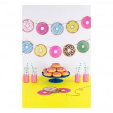 DOIY Donut Girlande -listing