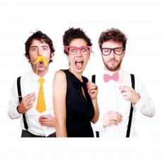 DOIY Accessoires Photobooth Party - 20 Stück -listing