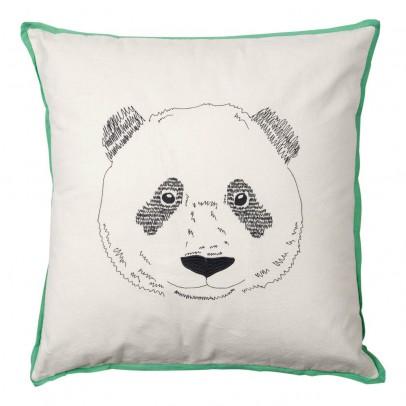 MIMI'lou Coussin tête de panda 50x50 cm-listing