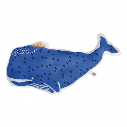 MIMI'lou Olga the Whale Cushion Toy-listing