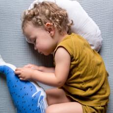 MIMI'lou Coussin doudou Olga la baleine-listing