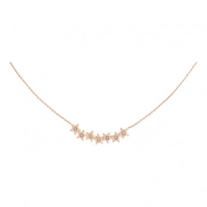 5 Octobre Twiggie Star Necklace-listing