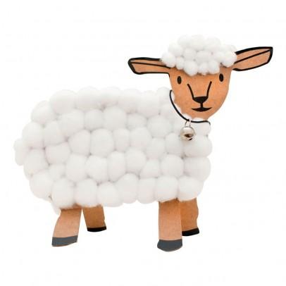 Oh c'est beau ! Kit créatif P'tit agneau-listing