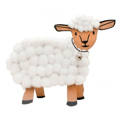 Oh c'est beau ! Little Lamb Creative Kit-listing