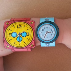Oh c'est beau ! Kit creativo Los Relojes-listing