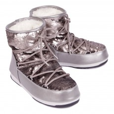 Moon Boot We. Low Glitter Moon Boot-listing