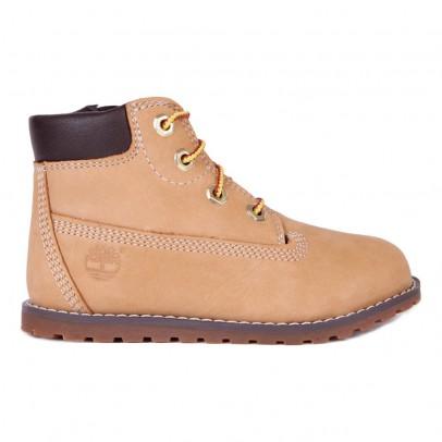 Boots Lacets Zippées Pokey Pine