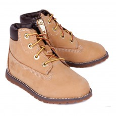 Timberland Boots Lacets Zippées Pokey Pine-listing