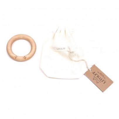 Litolff Wooden Teething Ring - Bird-listing