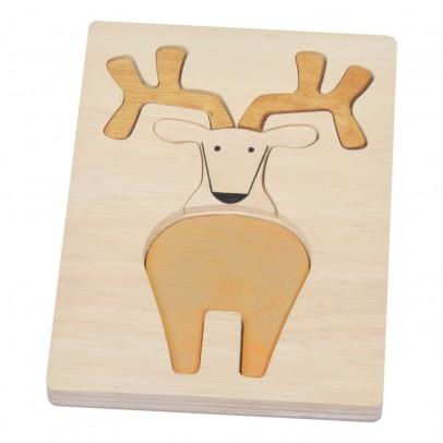 Bass & Bass Deer Print Puzzle-product