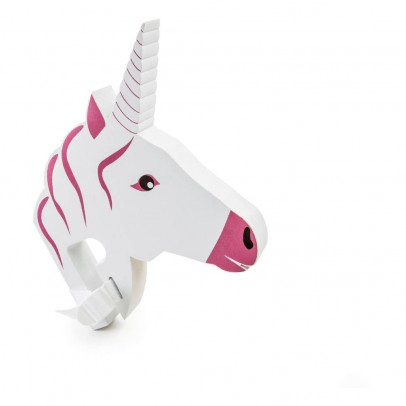 Donkey Products Unicorn Head for Bicycle or Scooter Handlebars-listing