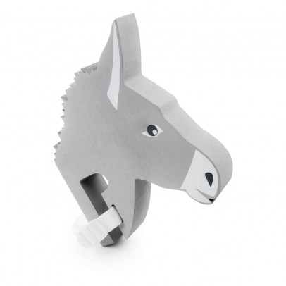Donkey Products Tête d'âne pour guidon vélo ou trottinette-listing