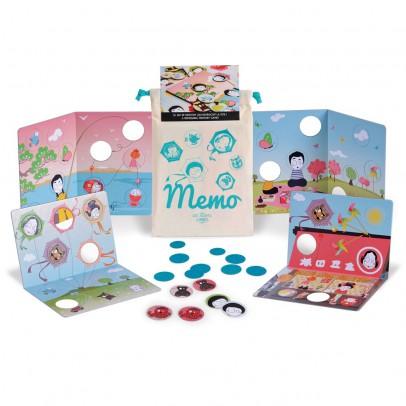 Les Jouets Libres Memory Game Memo-listing