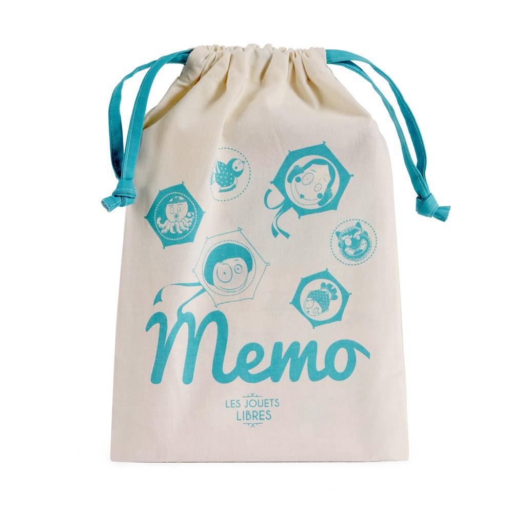 Les Jouets Libres Jeu de mémoire Memo-product