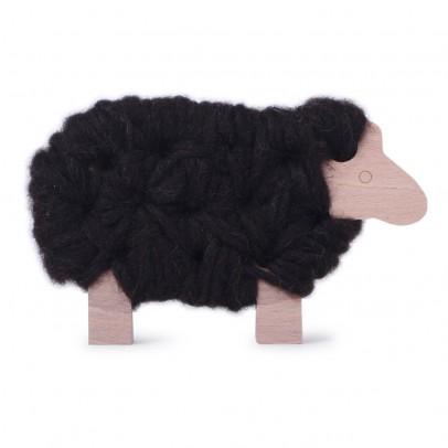 Les Jouets Libres Mouton Woody à lacer - Marron-listing