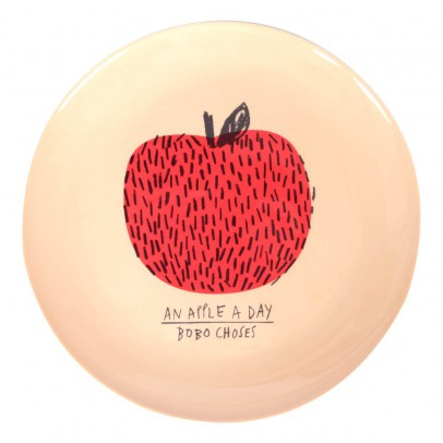 Bobo Choses Melamine Plates - Apples-product
