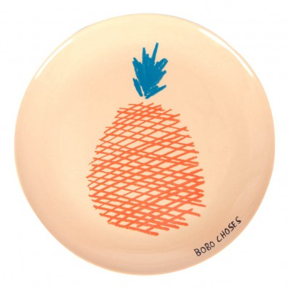 Bobo Choses Melamine Plates - Pineapples-product