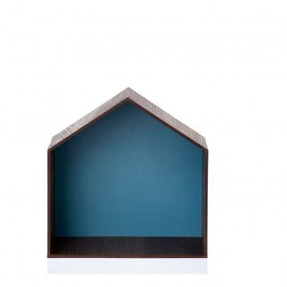 Ferm Living House Shelf - Blue-product