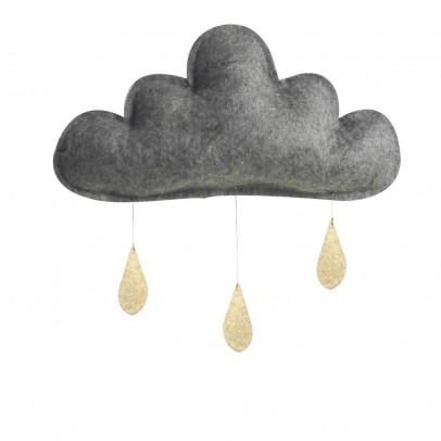 The Butter Flying Móvil Nube Gotas de oro-listing