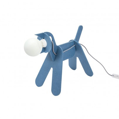 ENO Lampe get Out Dog-Blau -listing