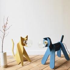 ENO Lampe Get out dog - Bleu de prusse-listing