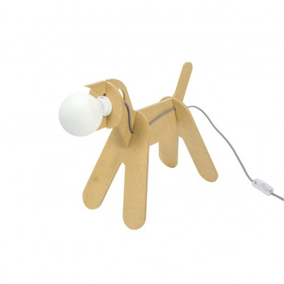 ENO Get Out Dog Lamp - Mustard Yellow-listing