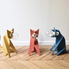 ENO Lampe Get out cat - Bleu de prusse-listing