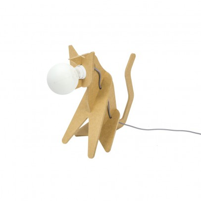 ENO Get Out Cat Lamp - Mustard Yellow-listing