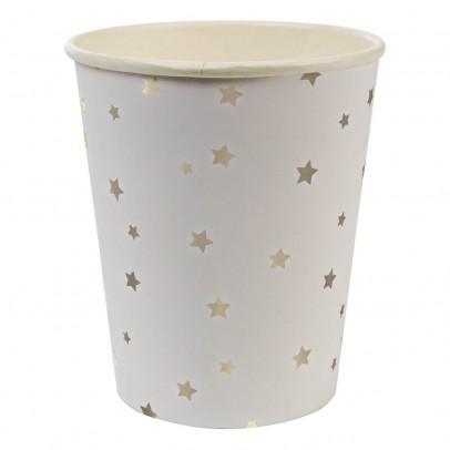 Meri Meri Stars Cardboard Cups - Set of 8-listing