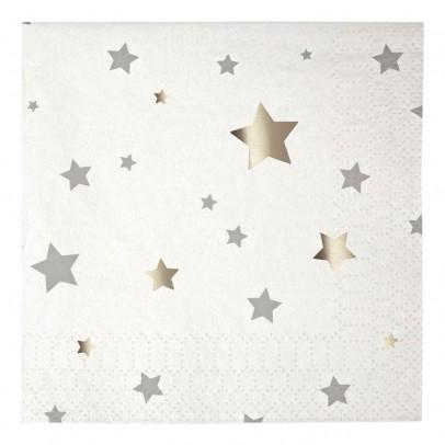Meri Meri Stars Paper Napkins - Set of 20-listing