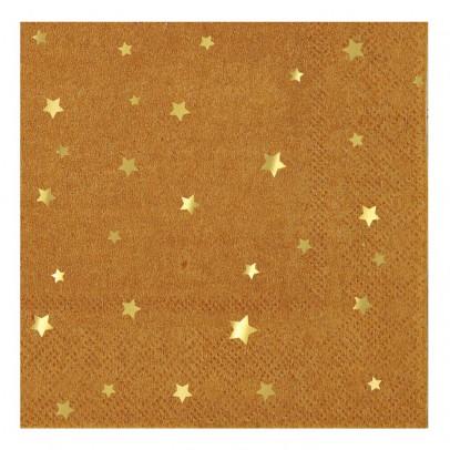 Meri Meri Servilletas de papel estrellas - Lote de 16-listing