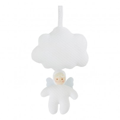 Trousselier Quilted Musical Angel Cloud-product
