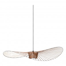 Petite friture Vertigo Hanging Lamp - Bronze-listing