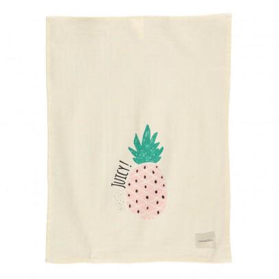 Annabel Kern Juicy Pineapple Tea Towel-product